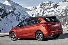 Facelifted Bmw 2 Series Active And Gran Tourer Unveiled