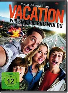 Vacation Wir Sind Die Griswolds Dvd Filme World Of