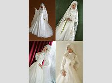 jakarta fashion week: Gown and Veil   Hijab Dress And