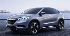 Honda Suv Concept Debuts Previews Jazz Based Crossover