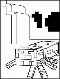 minecraft 2 ausmalbilder f 252 r kinder malvorlagen zum