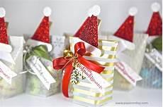 kleine geschenke weihnachten weihnachts mitbringsel mit stin up mit anleitung