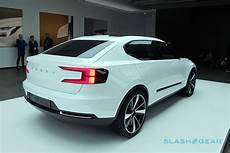 Up With The Volvo 40 1 And 40 2 Concepts 2018 S
