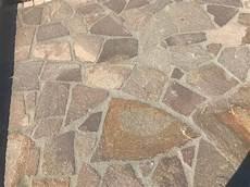 Porphyr Polygonalplatte Rot Braun Unregelm 228 223 Ig Gebrochen