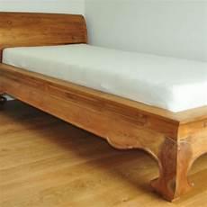 Kopflehne Fürs Bett - opiumbett asiatisch aus massivholz nach mass