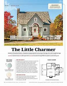 southern living small house plans southern living house plans tiny cottage in 2019