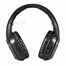 Onikuma Plus Bluetooth Digital Display Earphone by Onikuma B1 Wireless Bluetooth Stereo Headphone Foldable