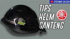 Modif Helm Yamaha modifikasi helm yamaha vixion