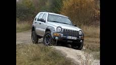 jeep liberty kj road test hd