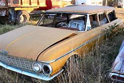 1961 Ford Ranch Wagon For Sale