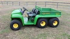 deere gator 6x4 f14 davenport 2017