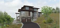 modern hillside house plans texas hillside modern portfolio david small designs