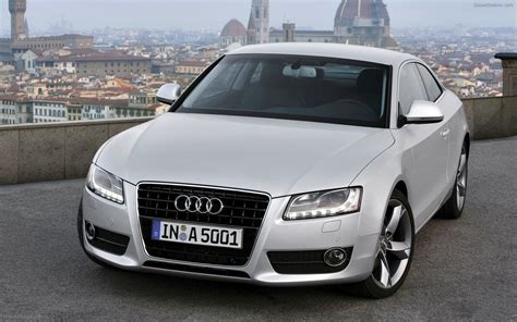 Audi A5 (2007) Widescreen Exotic Car Pictures #042 Of 114