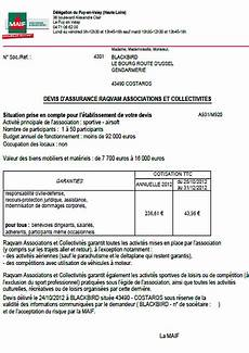 Devis Assurance Auto Maif Assurance Auto Faire Un Devis