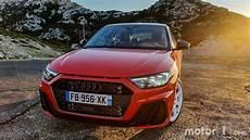 Essai Vid 233 O De L Audi A1 Sportback 30 Tfsi 2019