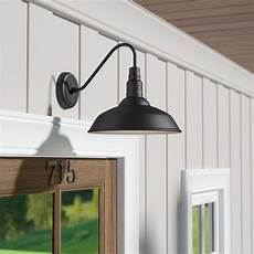 laurel foundry modern farmhouse aurelia 1 light outdoor barn light reviews wayfair