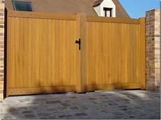 alu bois pvc portails pvc bois aluminium chartres