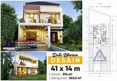 Jasa Arsitek Desain Villa House Di Taman Dayu Pandaan