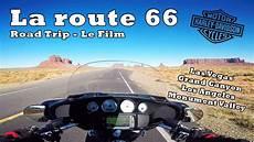 Road Trip Sur La Route 66 En Harley Davidson Complet