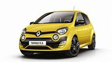 renault twingo rs facelift uk pricing released autoevolution