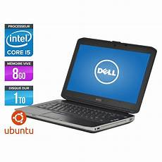 pc i5 pas cher ordinateur portable occasion dell latitude e5430 i5