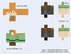 sammelpost minecraft figuren sabines bastelstube