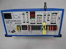 elektroblock ebl 99 schaudt elektroblock ebl 99 repairs