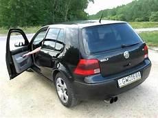 golf iv 1 6 8v powerful exhaust