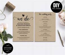 summer wedding diy free printable wedding ideas summer wedding invitation templates diy