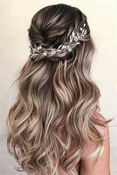 34 half up half down wedding hairstyles ideas mrstobe blog