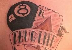 Free Kitchen Floor Plans Exles by Slim Thug Arm Tattoos 45 Amazing Thug Tattoos And Ideas