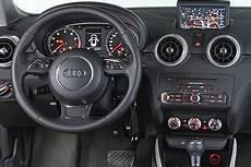 Audi A1 2010 Impresiones Interior Km77