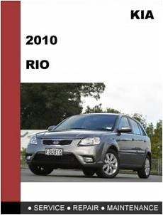 car repair manual download 2012 kia rio spare parts catalogs 2010 kia rio factory service repair manual mechanical specifications