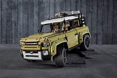 ufficiale il set lego technic 42110 land rover defender