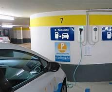 E Tankstellen Mannheimer Parkhausbetriebe