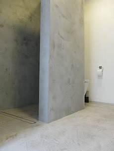 Wand Wohndesign Beton Cire Beton Cir 233 Bad In Betonoptik