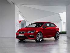 2016 Seat Fr Facelift Gets Accurately Rendered
