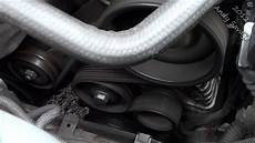 vw golf mk4 squealing serpentine belt auxiliary drive