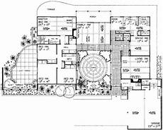 sprawling ranch house plans sprawling southwestern ranch home 81360w architectural