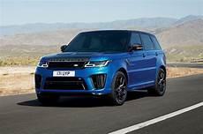 2018 range rover sport svr drive motor trend canada