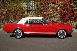1965 FORD MUSTANG GT CONVERTIBLE  181158