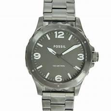 fossil montre bracelet pour homme acier inox jr1457 ebay