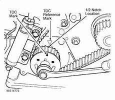 1996 Dodge Avenger Timing Engine Mechanical Problem 1996
