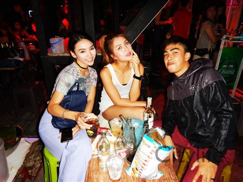 Chiang Rai Nightlife Girlie Bars