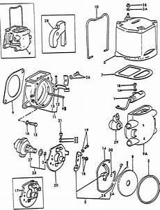 9n ford tractor brake diagram ford 9n 2n 8n tractor front distributor dist breaker plate clip 91a12146 ebay