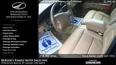 how it works cars 1995 oldsmobile 98 transmission control 1995 oldsmobile 98 regency elite 4dr sedan series ii r7c berger s family auto sales inc