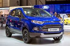 2016 Ford Ecosport S Top Auto Review