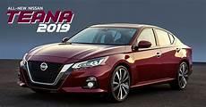 All New Nissan Teana 2018 all new nissan teana 2019 เฉ ยบคมบาดใจ ไม แพ camry และ accord
