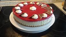 philadelphia torte mit himbeeren rezept mit bild