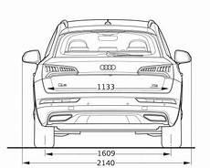 Audi Q5 Abmessungen Technische Daten L 228 Nge Breite